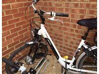 Giant twist electric hybrid bike