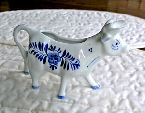 Cow Creamer by Delfts Blauw (Holland)
