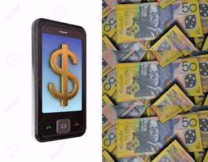 I BUY PHONES: SAMSUNG, IPHONES, ANDROID, DAMAGED: INSTANT CASH!! Westmead Parramatta Area Preview