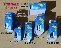 20 ink catridges for Canon Pixma PRINTER