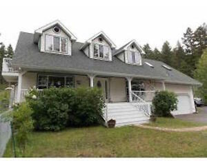 Gorgeous Home on 2 Acres Overlooking Sought-After Borland Valley