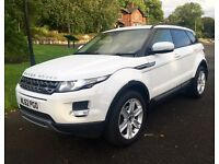 LAND ROVER RANGE ROVER EVOQUE ED4 PURE 2012 SUV ONE OWNER HPI CLEAR BARGAIN!