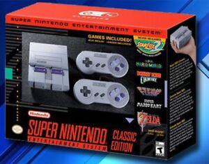 Super Nintendo (NES) Classic New
