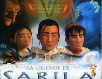 FRENCH BOOKS FOR CHILDREN - LA LEGENDE DE SARILA