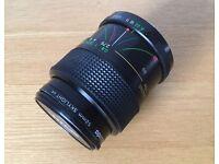 VIVITAR 28-70mm zoom lens