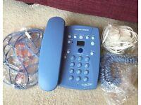 Morphy Richards telephone set