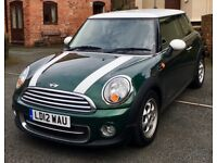 Mini Cooper D London Hatch - Low mileage!