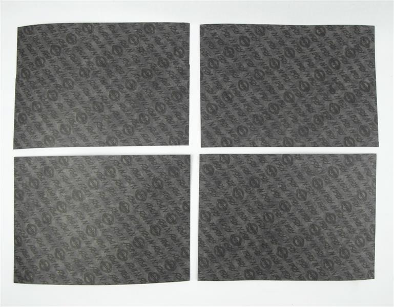 Dichtungspapier 4 Bogen A4 ABIL N 0,25mm - 1,00mm 300x210mm Dichtungsmaterial