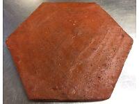 Handmade Terracotta Tiles ( Pre Sealed) Many Sizes & Shape