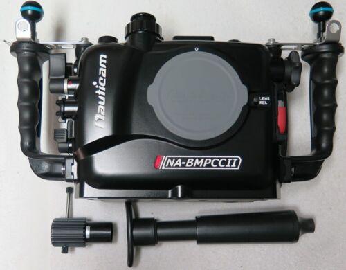 Nauticam 16501, NA-BMPCCII Housing for Blackmagic Pocket Cinema Camera 4K