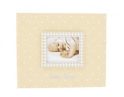 Erinnerungsbox Gipsabdruck für Babyhand und -fuß von HOBEA-Germany