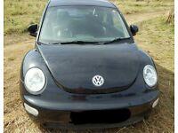 Breaking Volkswagen Beetle 1.6 Petrol 1999 - 2006 Spares