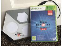 Xbox 360 Disney infinity 2.0 game with portal