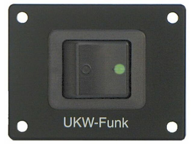 PHILIPPI - UKW-Seefunkschalter Panel - UKW3130