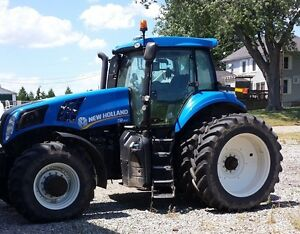 2013 New Holland T8.300 MFD Tractor London Ontario image 3
