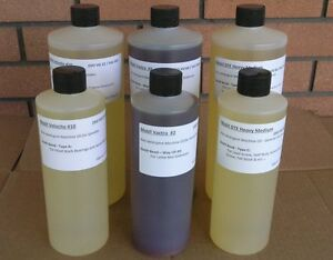 Machine Oils for the Home Shop Enthusiast