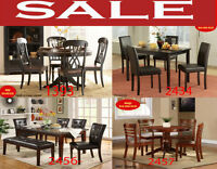 pedestal table, dinner table, china cabinets, breakfast tables,