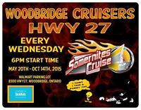 Woodbridge Cruisers Hwy 27 supporting Sick Kids