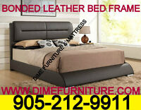 NO TAX QUEEN OR DOUBLE SIZE BED FRAME ONLY $499