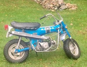 1970 Honda ct70 - comes with an ownership !!!! Cash or trade  ?