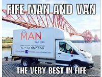FIFE MAN AND VAN - FROM SINGLE ITEMS TO FULL HOUSE REMOVALS...FIFES #1