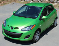 2011 MAZDA2 GX - 5 SPEED - 5 DOOR - 3 MONTH WARRANTY - NEW MVI