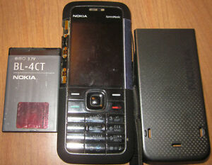 Nokia 5310 XpressMusic for parts