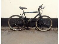 "GENTS APOLLO MOUNTAIN BIKE 18"" FRAME £45"