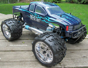 NEW RC TRUCK NITRO HSP NOKIER 1/8 SCALE 4WD City of Toronto Toronto (GTA) image 3