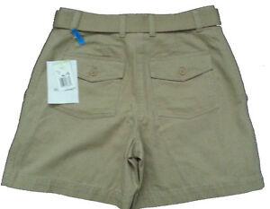 JONES NEW YORK Quality Cotton Shorts - Size 4 Waist 28 - NEW Gatineau Ottawa / Gatineau Area image 5