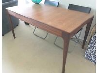 Extendable Wood Dining Table - LOCAL FREE DELIVERY