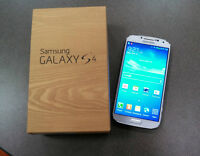 Samsung Galaxy S4 16GB LTE White - Mint - Bell/Virgin Mobile