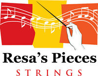 Resa's Pieces String Ensemble - Conducted by Ian Medley