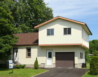 TWO STOREY HOME ON LARGE LOT IN INGLESIDE ONTARIO