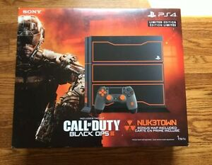 PS4 Black Ops 3 Limited Edition