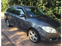 NEED GONE TODAY!! SKODA FABIA ESTATE 2010 1.6 AUTO *LOW MILEAGE* *TOP SPECS* *SUNROOF*
