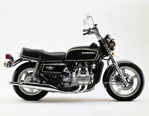 1978 Honda GL1000 Goldwing Parts