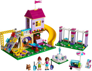 Lego Friends - Heartlake City Playground