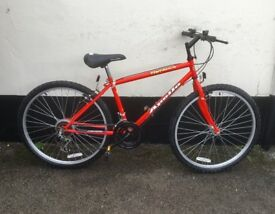 "GENTS APOLLO MOUNTAIN BIKE 17"" FRAME £45"