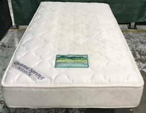 Excellent Pocket Spring king single mattress only. Delivery avail Kingsbury Darebin Area Preview