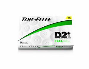 Top Flite D2+ Golf Balls