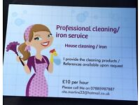 Cleaner ! If you need a cleaner please call me