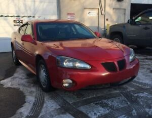 2008 Pontiac Grand Prix 6 MONTHS WARRANTY INCLUDED.