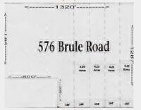 BRULE ROAD ESTATE LOT