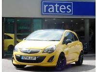 Vauxhall Corsa 1.2 Limited Edition 2014 **3200miles** From New