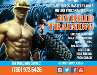 2016 Master Personal trainer in Fort McMurray