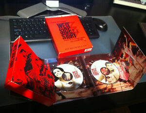 West Side Story Special Edition 2-disc DVD