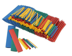 heat shrink tubing,8 Specifications,4 colors,260pcs