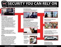 Online and In Class Training for Security Guard License