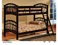 We have tons of Bunk beds on sale now,up to queen over queen